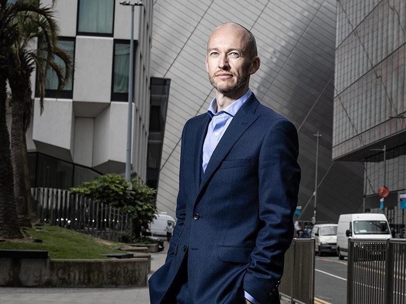 Conor Kavanagh, Consulting Director, Genesis Ireland