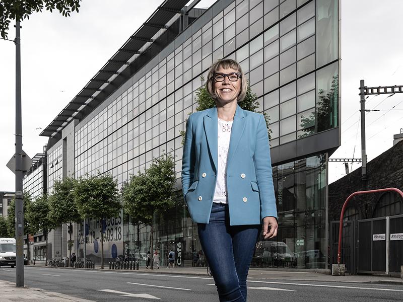 Julie Whiriskey, Consulting Director, Genesis Ireland