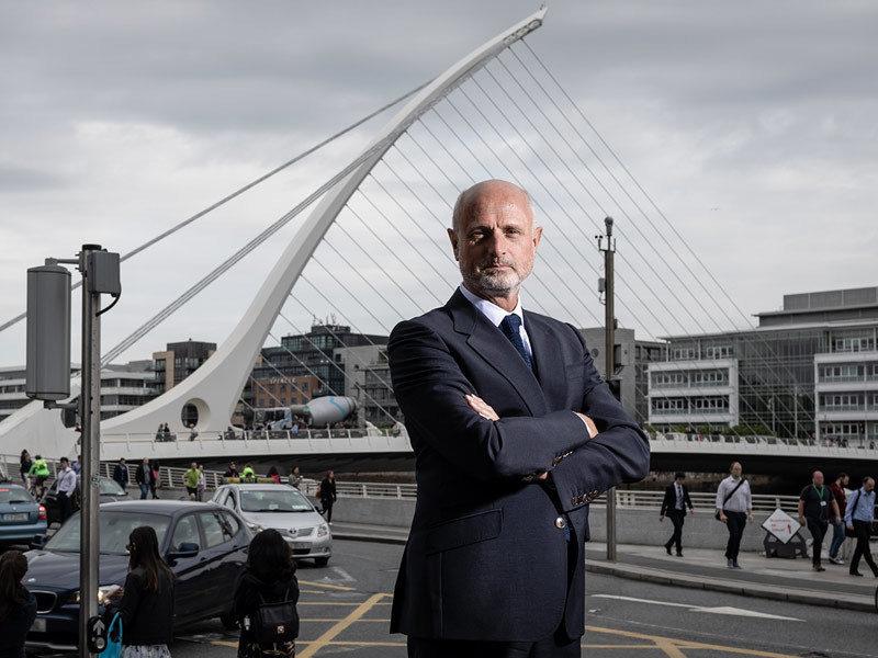 Roddy Rowan, Senior Partner & Co Founder, Genesis Ireland