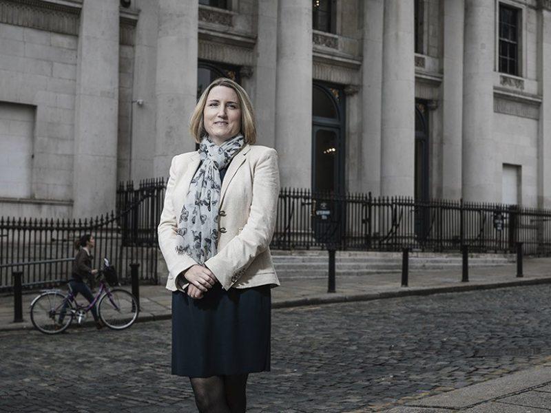 Susie O'Connor, Senior Consultant, Genesis Ireland