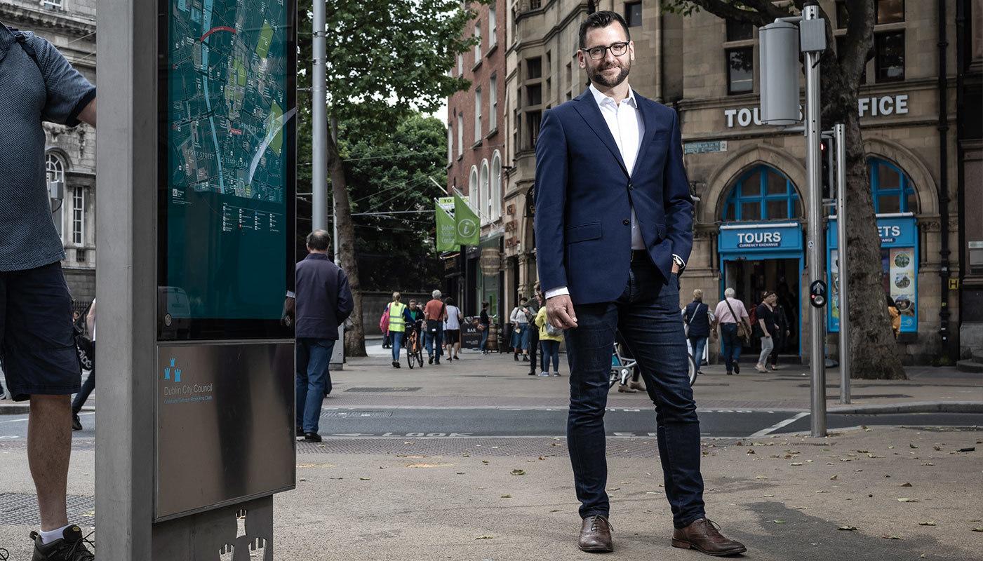 Rory O'Rourke, Senior Consultant | Genesis Ireland